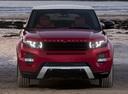 Фото авто Land Rover Range Rover Evoque L538,  цвет: красный