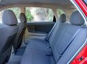 Фото авто Kia Spectra 2 поколение, ракурс: задние сиденья