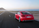 Фото авто Audi TT 8S, ракурс: 135 цвет: красный