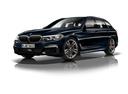 Фото авто BMW 5 серия G30, ракурс: 45 - рендер цвет: синий