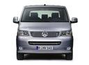Фото авто Volkswagen Multivan T5,  цвет: серебряный