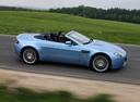 Фото авто Aston Martin Vantage 3 поколение [рестайлинг], ракурс: 270