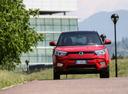 Фото авто SsangYong Tivoli 1 поколение,  цвет: красный