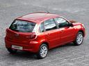 Фото авто Datsun mi-Do 1 поколение, ракурс: 225 цвет: оранжевый