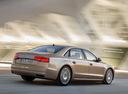 Фото авто Audi A8 D4/4H, ракурс: 225 цвет: сафари