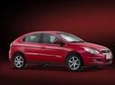 Фото авто Chery M11 1 поколение, ракурс: 315 цвет: красный