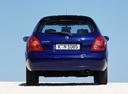 Фото авто Nissan Almera N16 [рестайлинг], ракурс: 180 цвет: синий