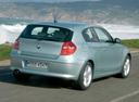 Фото авто BMW 1 серия E81/E82/E87/E88 [рестайлинг], ракурс: 225 цвет: серебряный