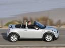 Фото авто Mini Roadster 1 поколение, ракурс: 270 цвет: серебряный