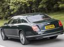 Фото авто Bentley Mulsanne 2 поколение [рестайлинг], ракурс: 135 цвет: зеленый