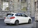 Фото авто BMW 2 серия Active Tourer F45 [рестайлинг], ракурс: 225 цвет: белый