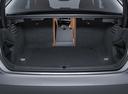 Фото авто Audi A5 2 поколение, ракурс: багажник цвет: серый