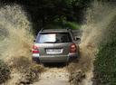 Фото авто Mercedes-Benz GLK-Класс X204, ракурс: 180 цвет: коричневый