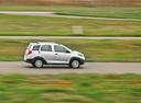 Фото авто Chery IndiS 1 поколение, ракурс: 270 цвет: белый