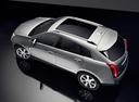 Фото авто Cadillac SRX 2 поколение [рестайлинг], ракурс: 135 цвет: серебряный