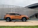 Фото авто Nissan Murano Z52, ракурс: 270 цвет: оранжевый