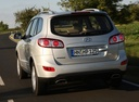 Фото авто Hyundai Santa Fe CM [рестайлинг], ракурс: 180 цвет: серебряный