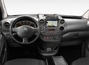Фото авто Citroen Berlingo 2 поколение [2-й рестайлинг], ракурс: торпедо цвет: синий