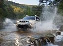 Фото авто Nissan X-Trail T31 [рестайлинг], ракурс: 45 цвет: серебряный