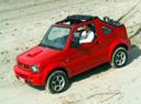 Фото авто Suzuki Jimny 3 поколение, ракурс: 45