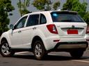 Фото авто Lifan X60 1 поколение [рестайлинг], ракурс: 135 цвет: белый