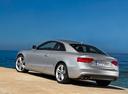 Фото авто Audi S5 8T [рестайлинг], ракурс: 135 цвет: серебряный