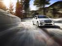 Фото авто Subaru Impreza 4 поколение, ракурс: 315 цвет: серебряный