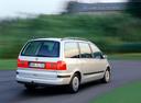 Фото авто Volkswagen Sharan 1 поколение [рестайлинг], ракурс: 225