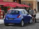 Фото авто Suzuki Swift 4 поколение [рестайлинг], ракурс: 225 цвет: синий