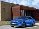 Фото авто Skoda Superb 3 поколение, ракурс: 45