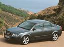 Фото авто Audi A4 B6, ракурс: 45 цвет: серый