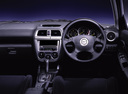 Фото авто Subaru Impreza 2 поколение, ракурс: торпедо
