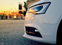 Фото авто Audi A5 8T [рестайлинг], ракурс: передняя часть