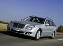 Фото авто Mercedes-Benz E-Класс W211/S211 [рестайлинг], ракурс: 45