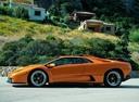 Фото авто Lamborghini Diablo 2 поколение, ракурс: 90