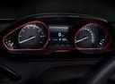 Фото авто Peugeot 208 1 поколение, ракурс: приборная панель