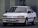 Фото авто Nissan Sunny N13, ракурс: 45