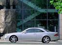 Фото авто Mercedes-Benz CL-Класс C215, ракурс: 90