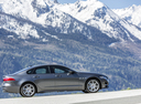 Фото авто Jaguar XF X260, ракурс: 270 цвет: серый