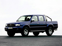 Фото авто Mazda B-Series 5 поколение [рестайлинг], ракурс: 45