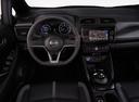 Фото авто Nissan Leaf 2 поколение, ракурс: торпедо