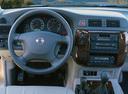 Фото авто Nissan Patrol Y61, ракурс: приборная панель