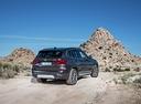 Фото авто BMW X3 G01, ракурс: 225 цвет: серый
