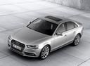 Фото авто Audi A4 B8/8K [рестайлинг], ракурс: 45 цвет: серебряный