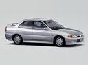 Фото авто Mitsubishi Lancer VIII, ракурс: 270
