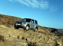 Фото авто Mitsubishi Pajero 3 поколение [рестайлинг], ракурс: 45