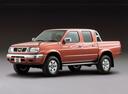 Фото авто Nissan Datsun D22, ракурс: 45