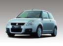 Фото авто Suzuki Swift 3 поколение, ракурс: 45