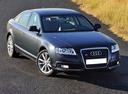 Фото авто Audi A6 4F/C6 [рестайлинг], ракурс: 315 цвет: серый