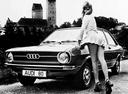 Фото авто Audi 80 B1, ракурс: 45